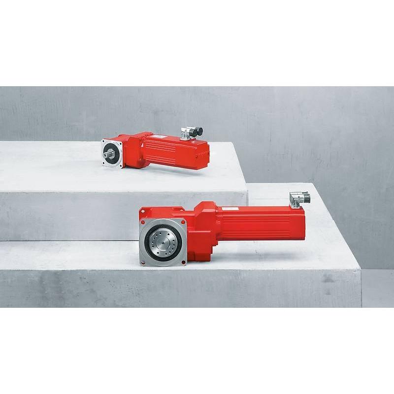 Конические мотор-редукторы с серводвигателем