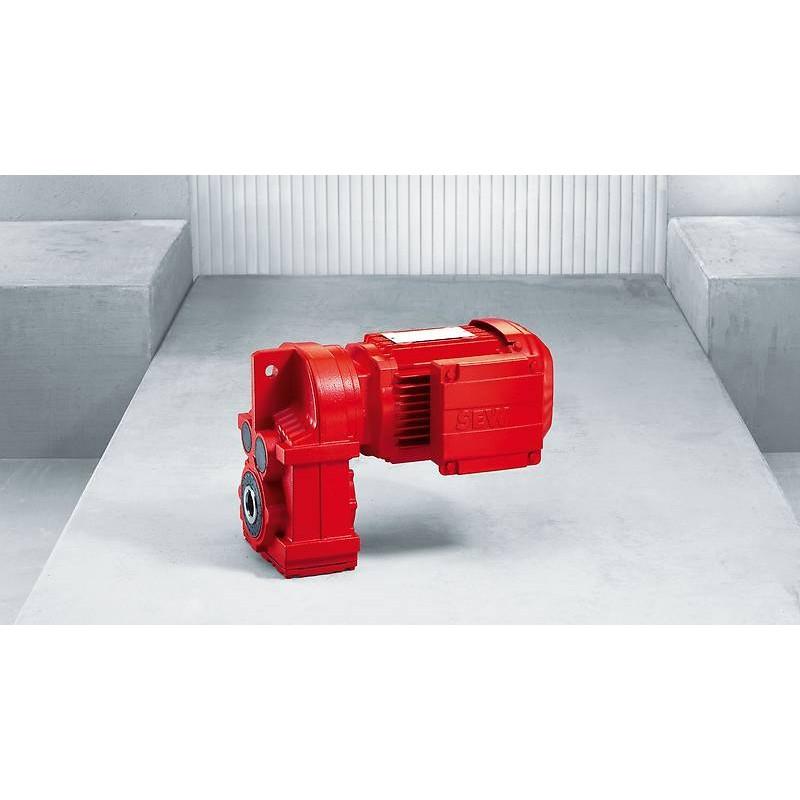 Плоские цилиндрические мотор-редукторы: компактные и мощные