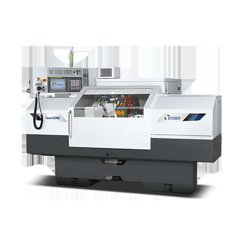 Universal-Rundschleifmaschine STUDER Favorit CNC