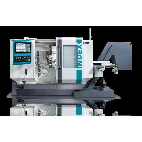 INDEX C100 Produktionsdrehautomat