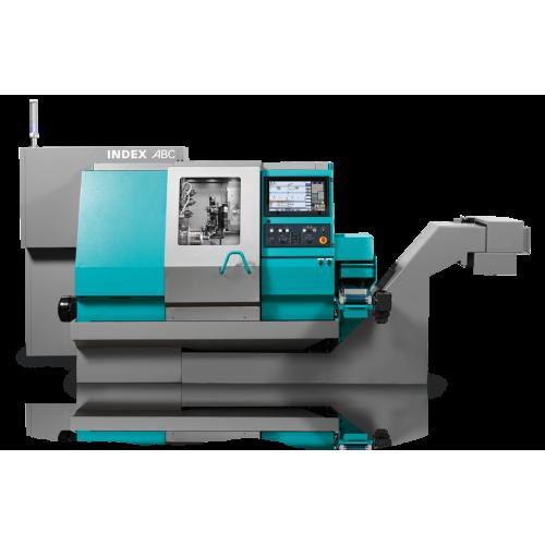 INDEX ABC Динамичный токарный автомат