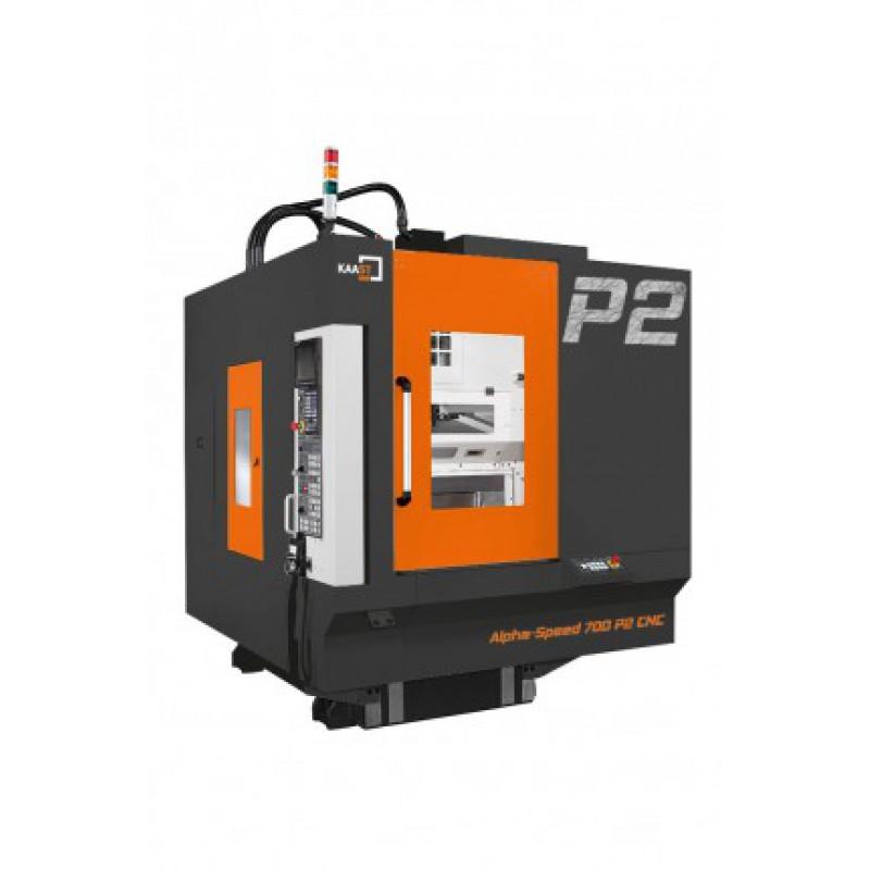 Alpha-Speed Vertical Drilling-Milling Center 500 P2 CNC • 700 P2 CNC