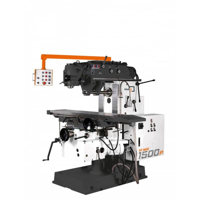 Die Universalfräsmaschine