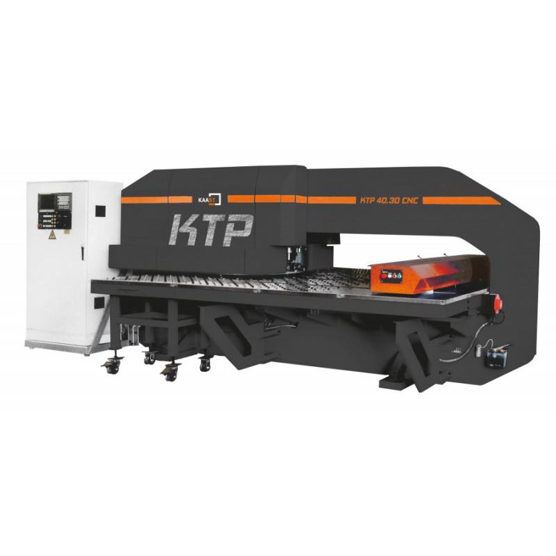 Der CNC-Pressapparat mit Skalenperforierung KTP 40.30 CNC
