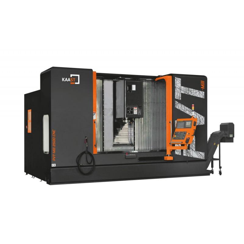 Die Vertikal-Fräsmaschine PVT-Mill 2500 • 3500 CNC