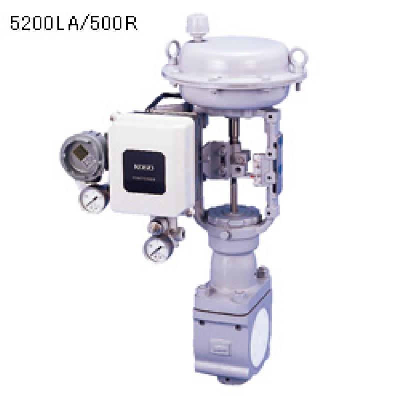 500R: Säurebeständige Kugelhähne