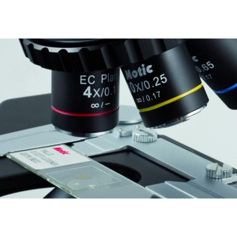 Die hochentwickelten Mikroskope