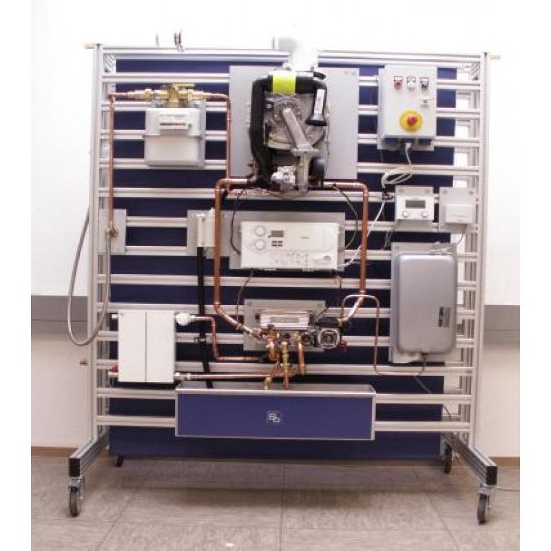 Комбинированный газовый водонагреватель, арт. 572070-МР