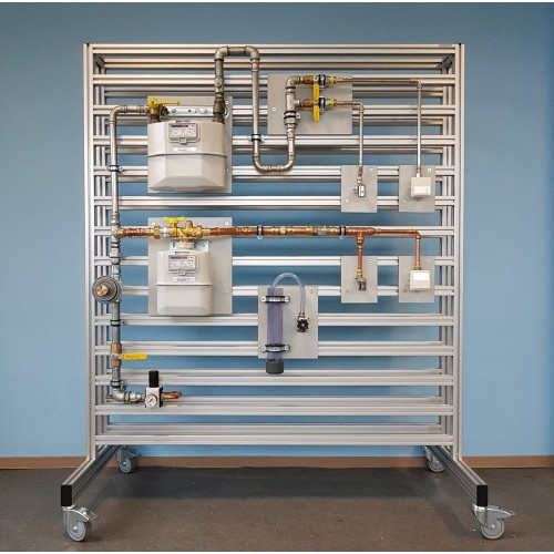 Schulungsstand Gasinstallation TRGI Art.Nr. – 571780