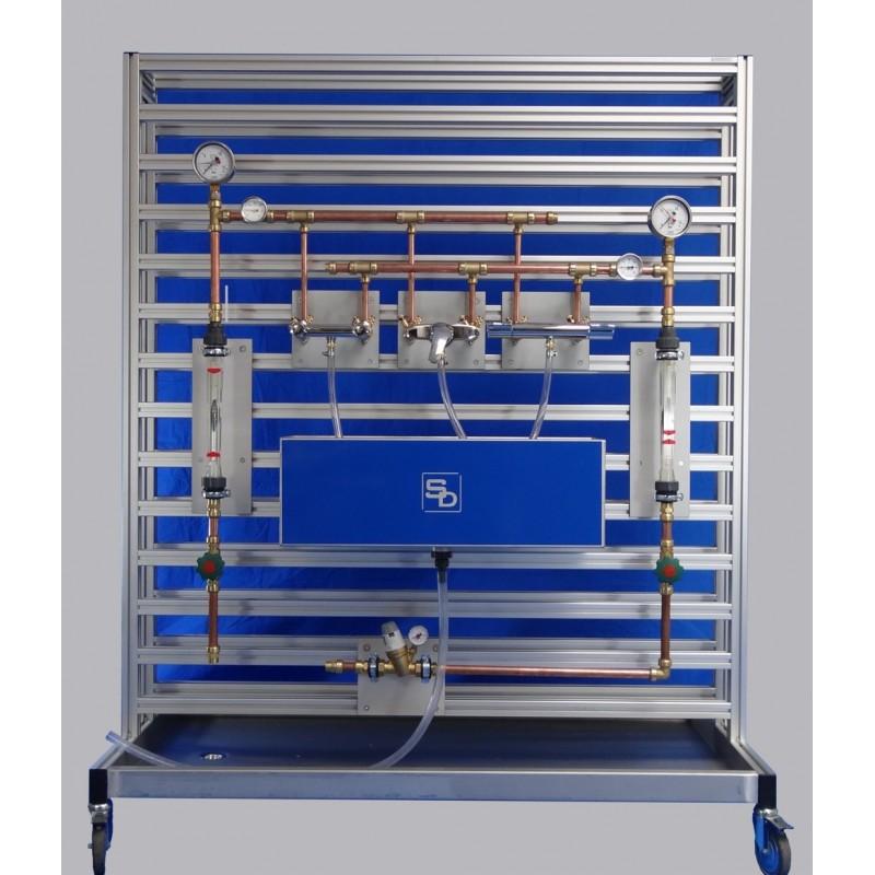 Монтажный модуль «Тестирование клапанов и запорной арматуры». Арт 571915