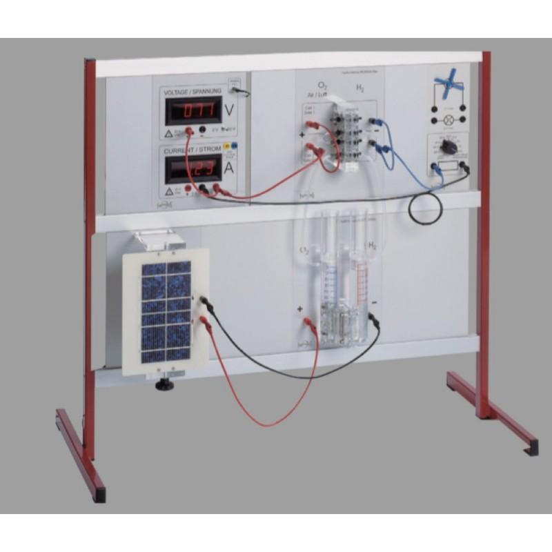 """Experimentaufbau """"Brennstoffzelle"""" Artikelnummer 800932"""