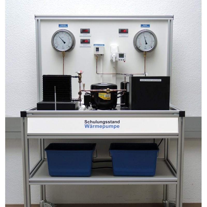 "Demonstrationsmodell ""Wärmepumpe"", Luft-Wasser-System. Art. 84406"