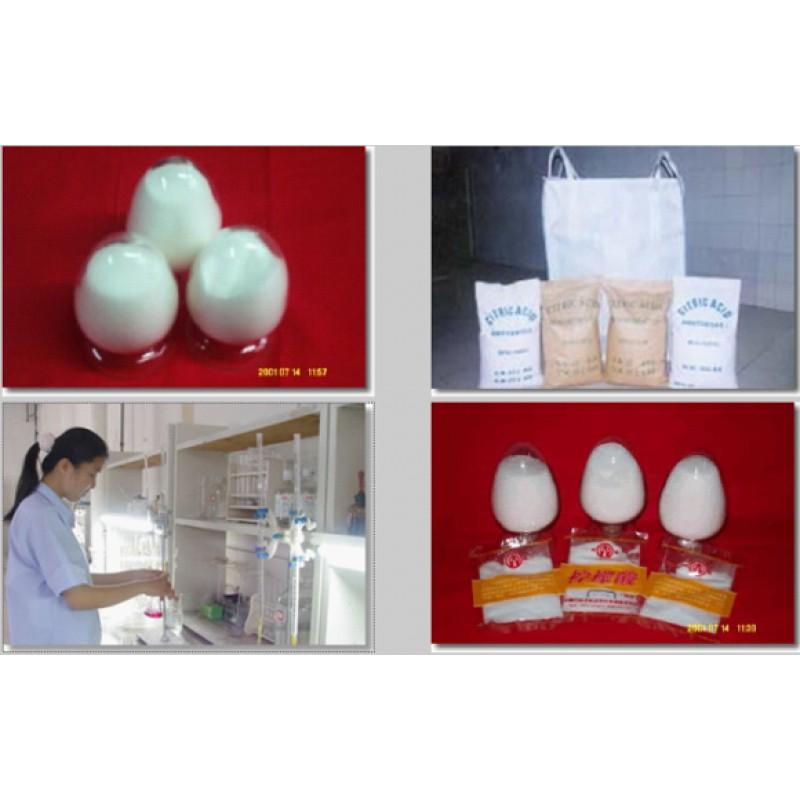 Производство лимонной кислоты